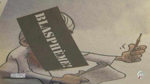 Charlie Hebdo: la peur et l'autocensure se sont installées dans la rédaction [RTS]