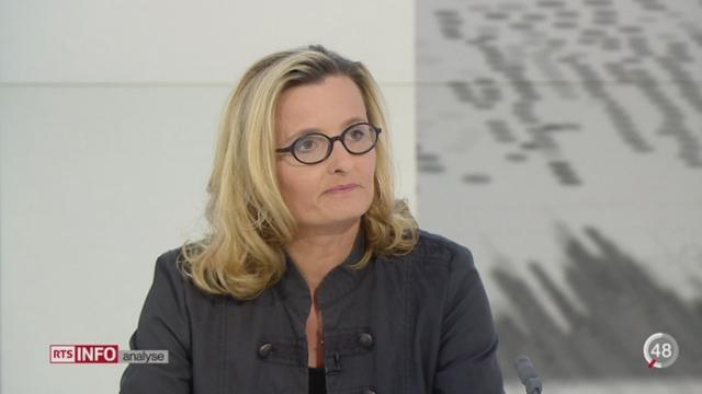 La peur du terrorisme dans le monde culturel: le point avec Martina Chyba [RTS]