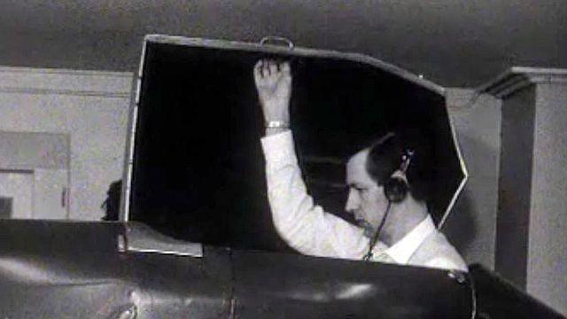 Le Mésoscaphe se pilote aux instruments, comme un avion.