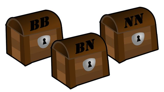 Les boîtes menteuses... Existe-t-il une méthode qui vous permette à coup sûr de déterminer le contenu de chaque boîte en ne tirant qu'une seule bille d'une des boîtes?