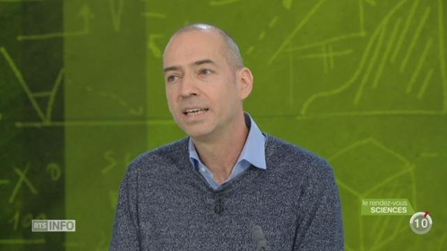 Le rendez-vous sciences: Nicolas Grandjean, professeur de physique à l'EPFL, nous parle des LED, la source lumineuse du futur [RTS]