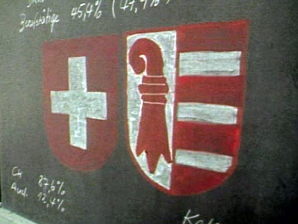 La Suisse n'a pas le choix, elle doit accepter un nouveau canton.