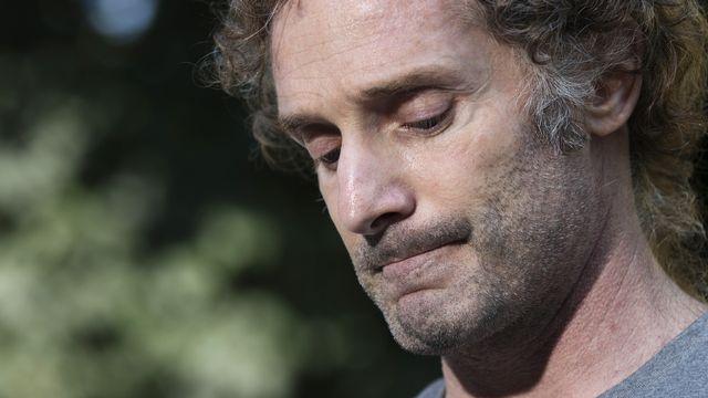 Peter Theo Curtis, alias Theo Padnos, a été retenu en otage en Syrie pendant près de deux ans. [Brian Snyder - Reuters]