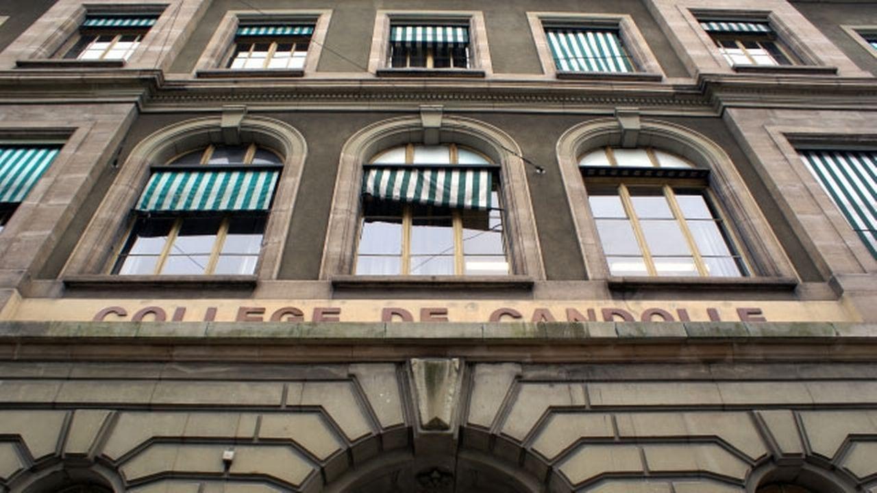 Le Collège de Candolle est situé au coeur de Genève. [unige.ch]