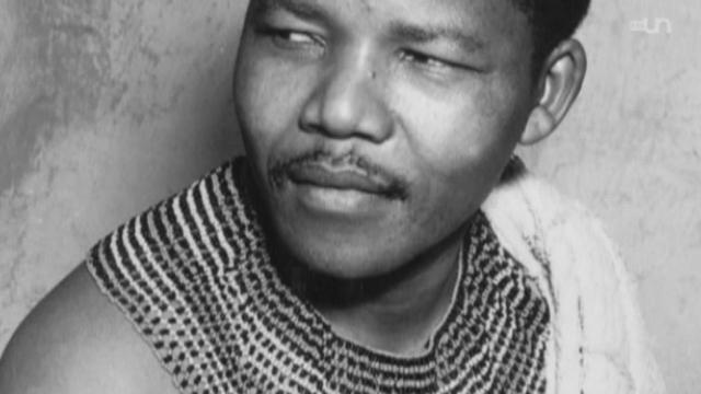 L'Eglise de Mandela [RTS]