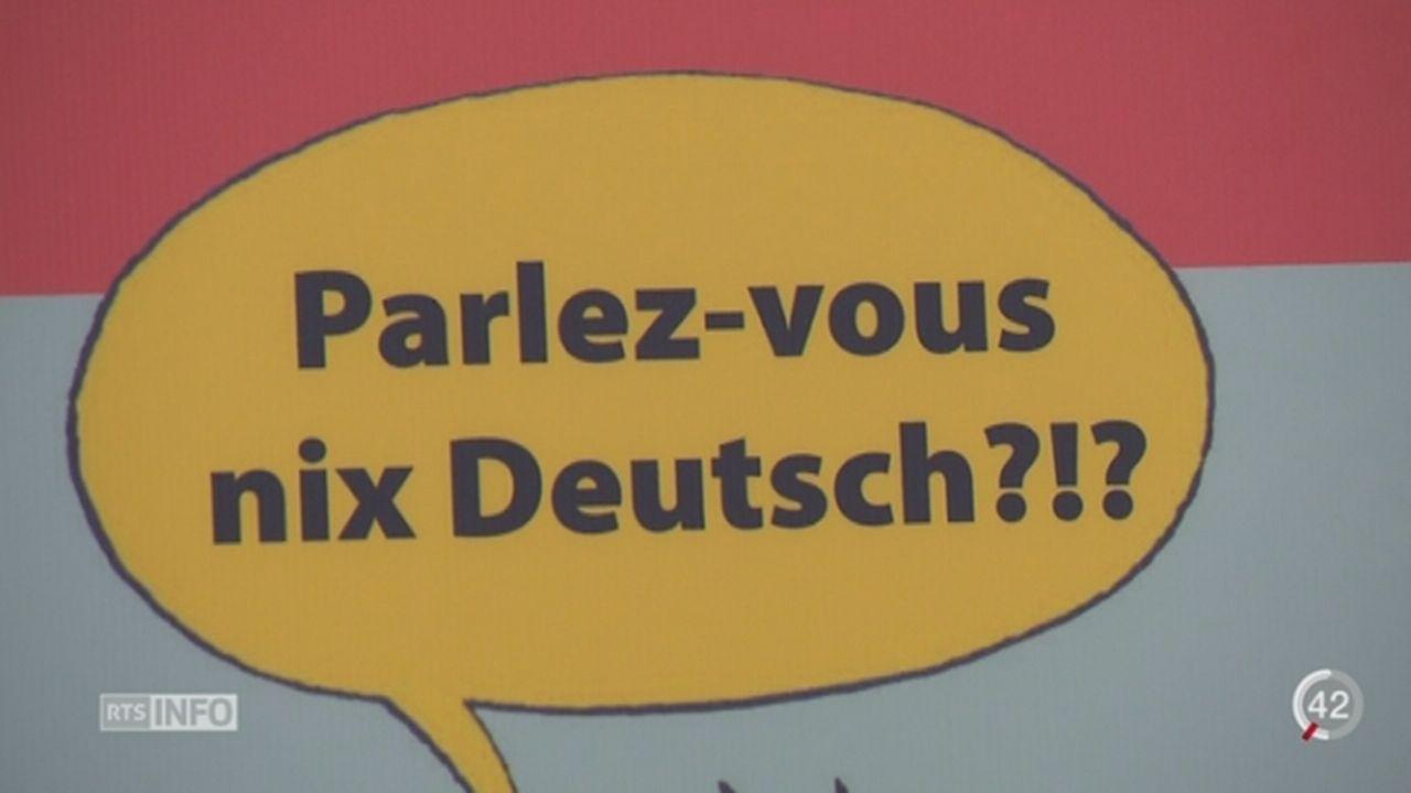 NW: les écoles primaires du canton continueront à enseigner le français [RTS]