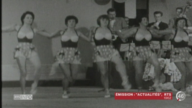 Les femmes suisses combattent pour l'égalité depuis 50 ans [RTS]
