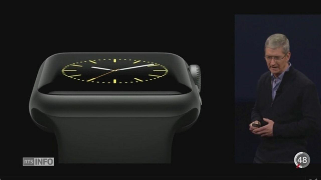 L'Apple Watch menace ses concurrents qui peinent à écouler leurs premiers modèles de montres connectées [RTS]