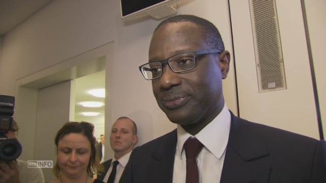 Interview de Tidjane Thiam, nouveau patron de Credit Suisse