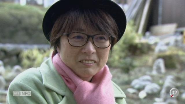 Le Japon commémore le quatrième anniversaire du tsunami et de l'accident nucléaire qui a suivi [RTS]