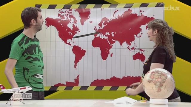 """Télévision: les coulisses de l'émission jeunesse """"L'Oreille des Kids"""" [RTS]"""