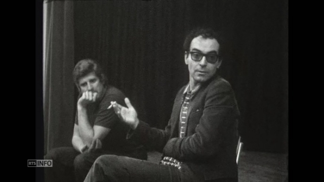 Godard archives 1971