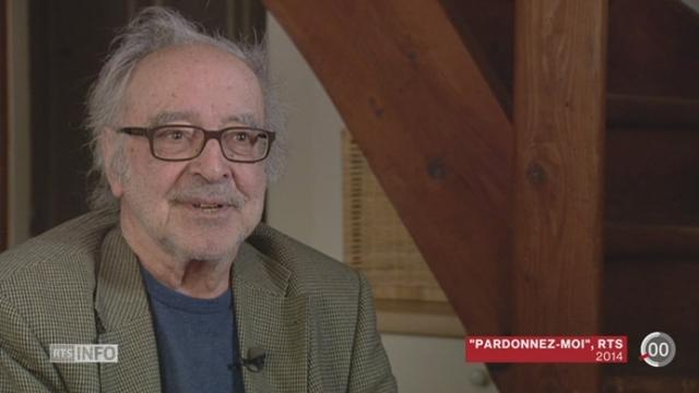 Jean-Luc Godard recevra le prix d'honneur de l'académie du Cinéma Suisse [RTS]