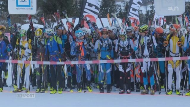Le ski de randonnée est en vogue [RTS]