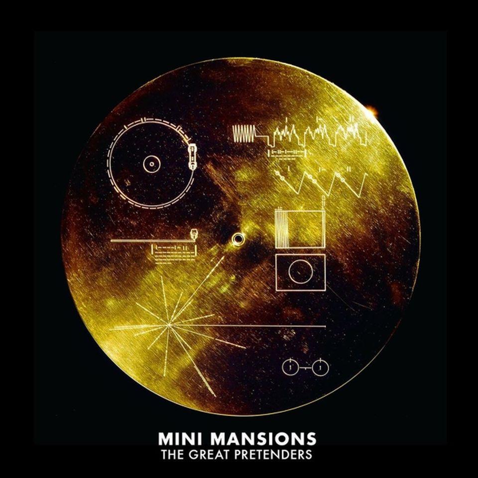 "La cover de ""The Great Pretenders"", de Mini Mansions. [Capitol Records]"