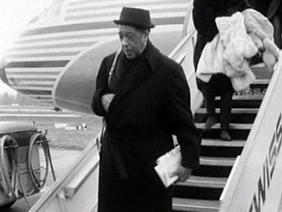 La tournée du grand Duke passe aussi par Cointrin .