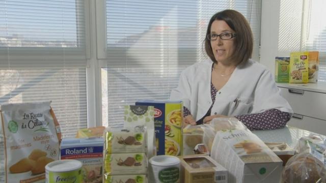 """Les produits """"sans gluten"""" sont-ils bon pour la santé? [RTS]"""