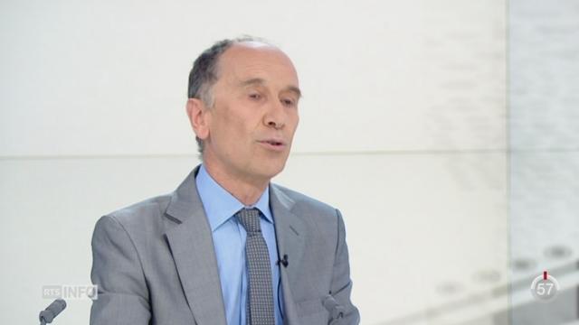 Premier anniversaire du rattachement de la Crimée à la Russie: le point avec Yves Magat [RTS]