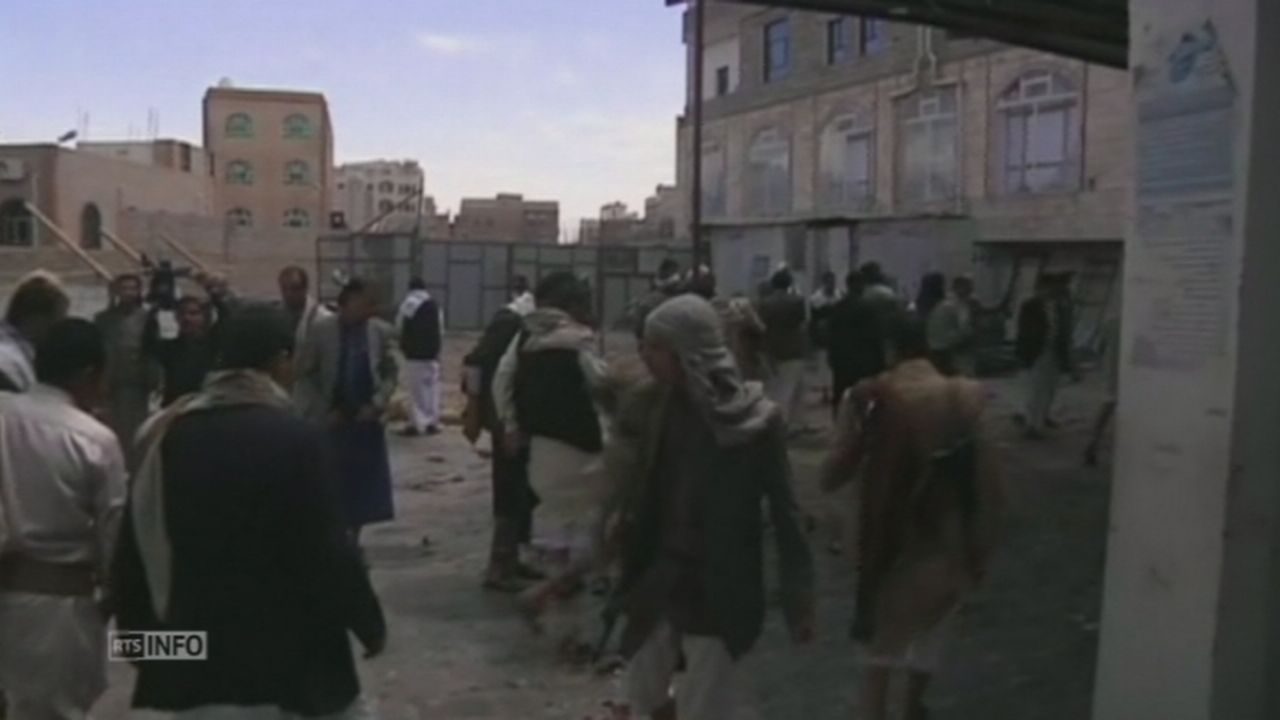 Après les attaques de mosquées au Yémen [RTS]