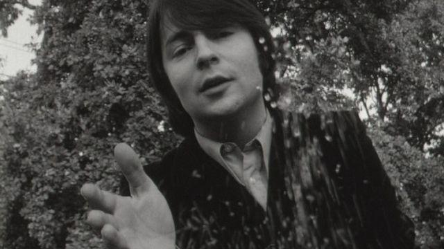 Avec le chanteur Monty en 1968. [RTS]