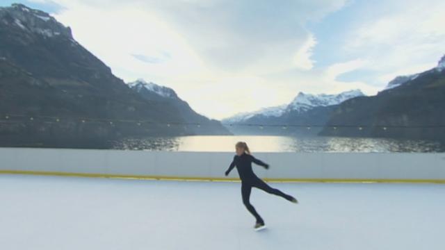 La patinoire sans glace [RTS / SRF]