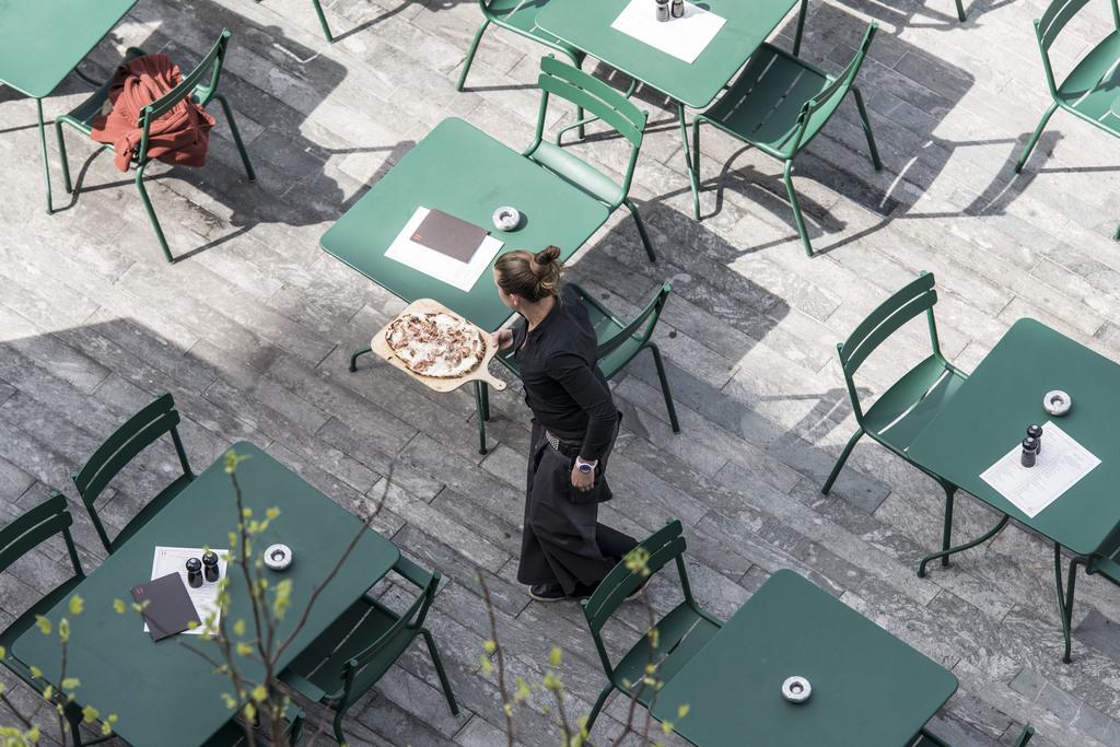 Le travail temporaire gagne du terrain en suisse for Emploi restauration suisse