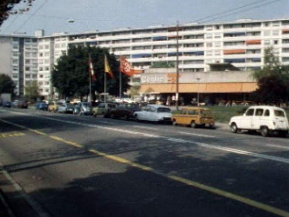 C'est un des quartiers les plus importants de la ville de Genève.