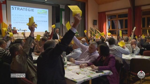 VD: l'UDC a désigné ses candidats aux élections fédérales [RTS]