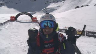 Ski hommes: Aurelien Ducroz (FRA) s'impose de justesse devant le Suédois [RTS]