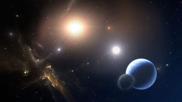 Une exoplanète à 3'000 degrés