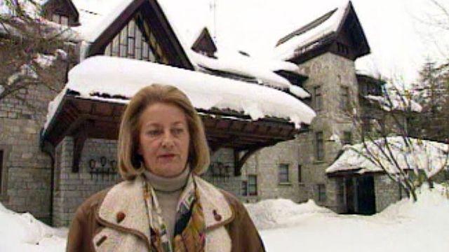 St-Moritz accueille une clientèle huppée, en toute discrétion.