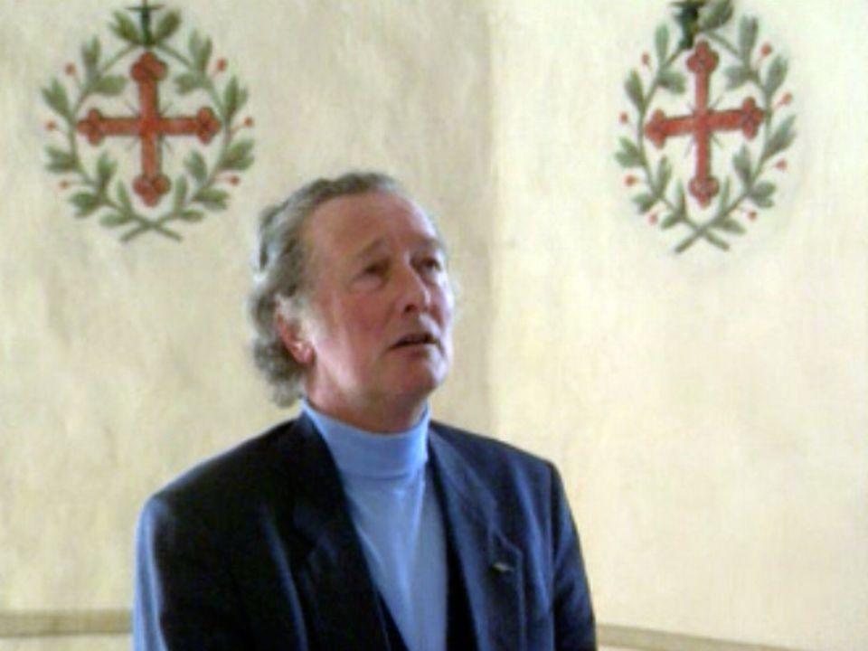 Le chant grégorien dans la vie de l'abbé Bernard Genoud. [RTS]