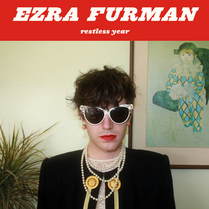 "La cover de ""Restless Year"" de Ezra Furman. [Bella Union]"
