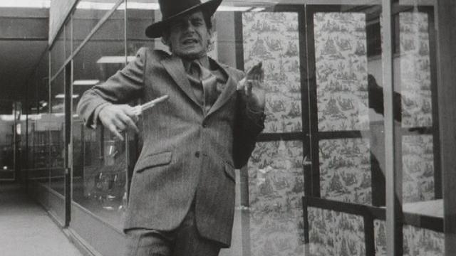 """""""Bonnie and Clyde"""", le thème d'une séance photo en 1968. [RTS]"""