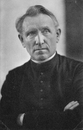 Interview de l'abbé Joseph Bovet