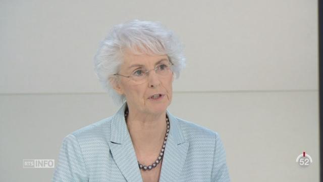 Vaccin contre Ebola: entretien avec la professeure Claire-Anne Siegrist, cheffe du centre de vaccinologie (HUG) [RTS]