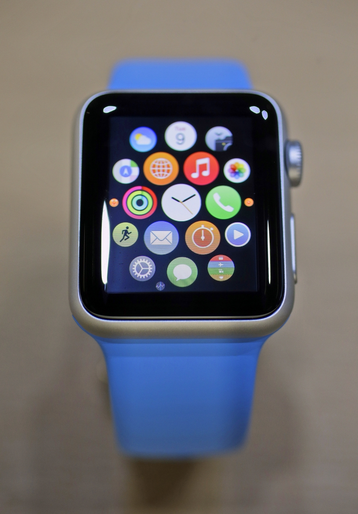 L'Apple Watch ne sera pas disponible en Suisse.