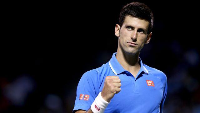 Novak Djokovic a moins souffert que lors de son précédent match. [Matthew Stockman - AFP]