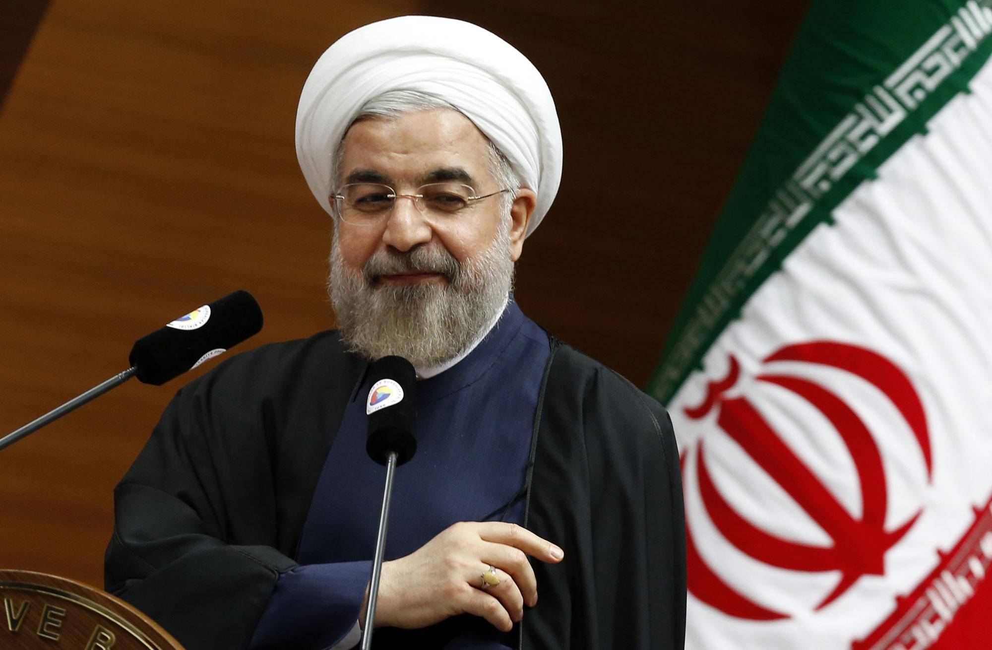 Les débats télévisés pour la présidentielle finalement en direct — Iran