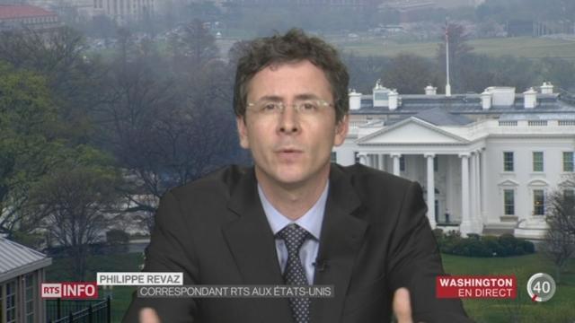 Iran - Accord sur le nucléaire: les précisions de Philippe Revaz [RTS]