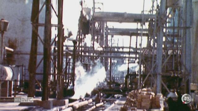 Iran - Accord sur le nucléaire: une nouvelle page s'écrit dans l'histoire de l'Iran et des États-Unis [RTS]