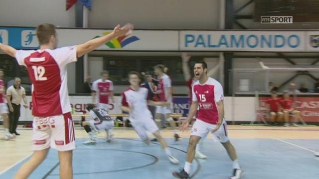 Finale, match 1: Dragons Lugano - Lausanne UC (3-1): Très grand match de Lausanne qui s'impose [RTS]