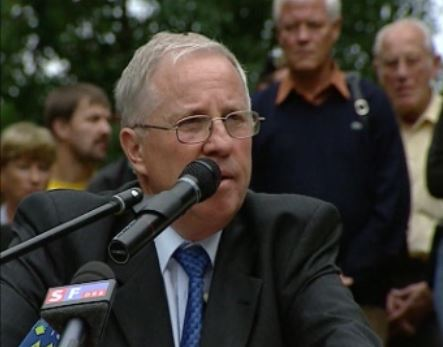 Christoph Blocher en 2005