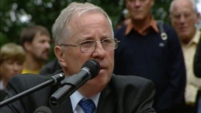 Christoph Blocher en 2005 [RTS]