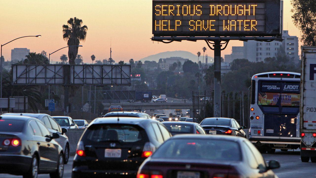 La Californie fait face à une importante sécheresse. [Richard Vogel - AP/Keystone]