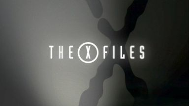 "Le logo de la série ""The X-Files"". [DR]"