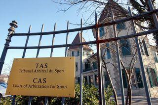 Le TAS se situe actuellement dans le château de Béthusy, à Lausanne. [Andree-Noelle Pot - Keystone]
