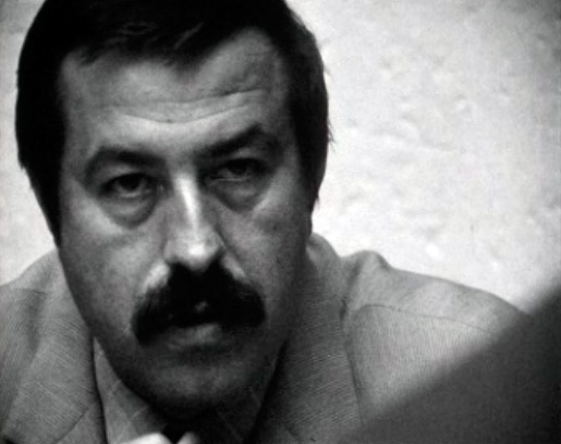 Günter Grass interviewé en 1969.