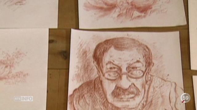 Günter Grass, auteur d'une oeuvre aussi magistrale que polémique s'est éteint à Lübeck [RTS]