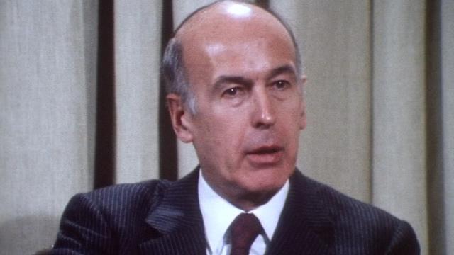 Valéry Giscard d'Estaing 1979 [TSR 1979]